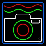 Underwater Camera 1 LED Neon Sign