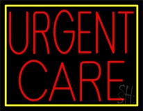 Urgent Care 2 LED Neon Sign