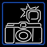 Camera Logo 1 LED Neon Sign