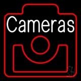 Camera Logo 2 LED Neon Sign