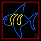 Fish 2 LED Neon Sign