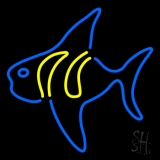 Fish 3 LED Neon Sign