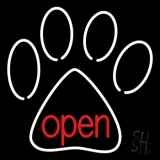 Pet Open 1 LED Neon Sign