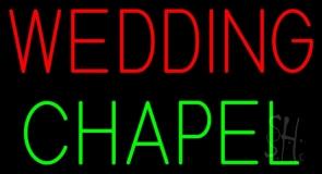 Wedding Chapel LED Neon Sign