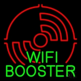 Wifi Booster Block LED Neon Sign
