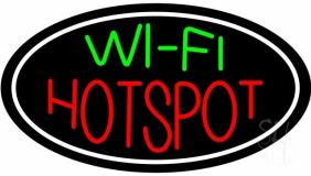 Wi Fi Hotspot LED Neon Sign