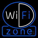 Wi Fi Zone 1 LED Neon Sign