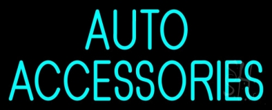 Auto Accessories Block LED Neon Sign