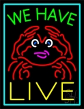 We Have Crabs 1 LED Neon Sign