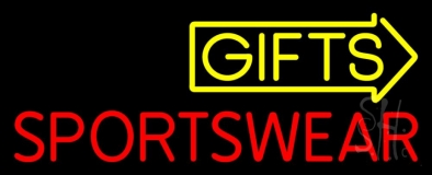 Gifts Sportswear LED Neon Sign