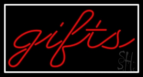Red Gifts Stylish LED Neon Sign