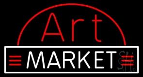 Art Market LED Neon Sign