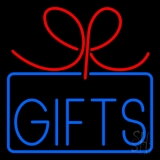 Gifts Blue Border LED Neon Sign
