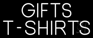 Gifts Tshirts Neon Sign
