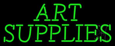 Green Art Supplies LED Neon Sign