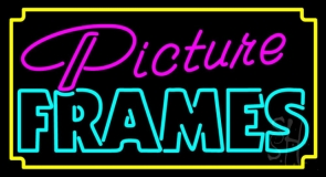 Picture Frames LED Neon Sign