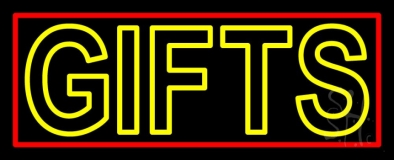 Yellow Gifts LED Neon Sign