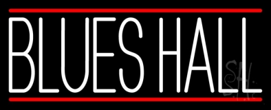 Blues Hall LED Neon Sign