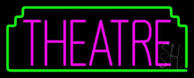 Pink Theatre LED Neon Sign