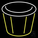 Bongos Drum 1 LED Neon Sign