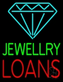 Jewelry Loans LED Neon Sign