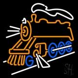 Electric Train Logo 1 Neon Sign