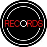 Records 1 LED Neon Sign